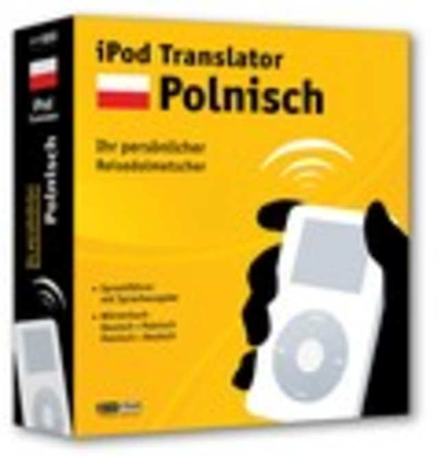 iPod Translator Polnisch (Mac) Screenshot