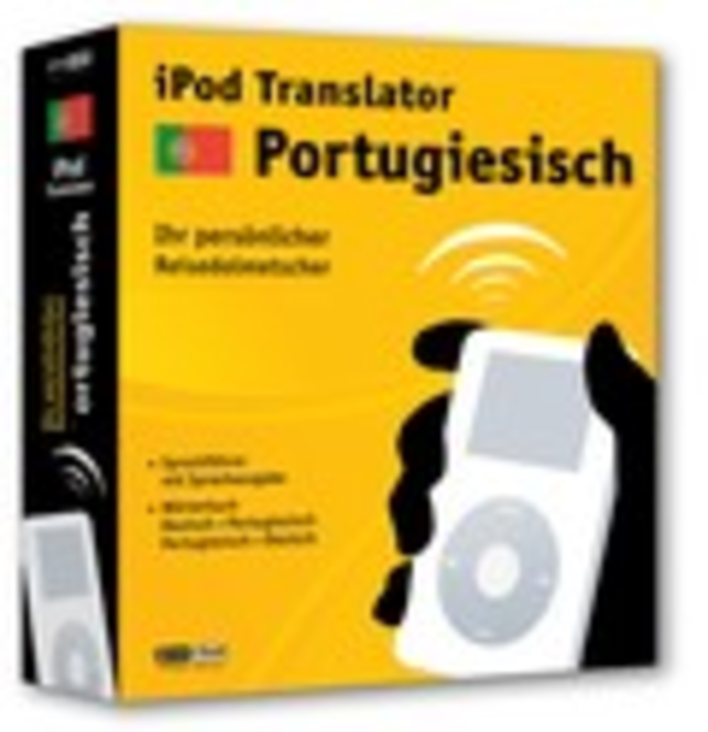 iPod Translator Portugiesisch (PC) Screenshot 1