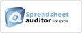 Spreadsheet Auditor for Excel 1