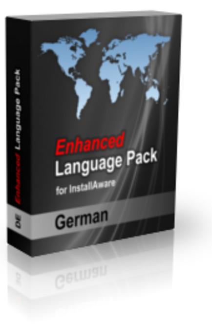 German Language Pack for InstallAware Screenshot 1
