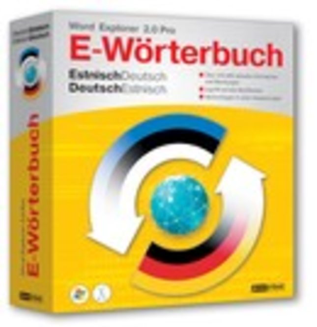 Word Explorer 2.0 Estnisch (Mac) Screenshot