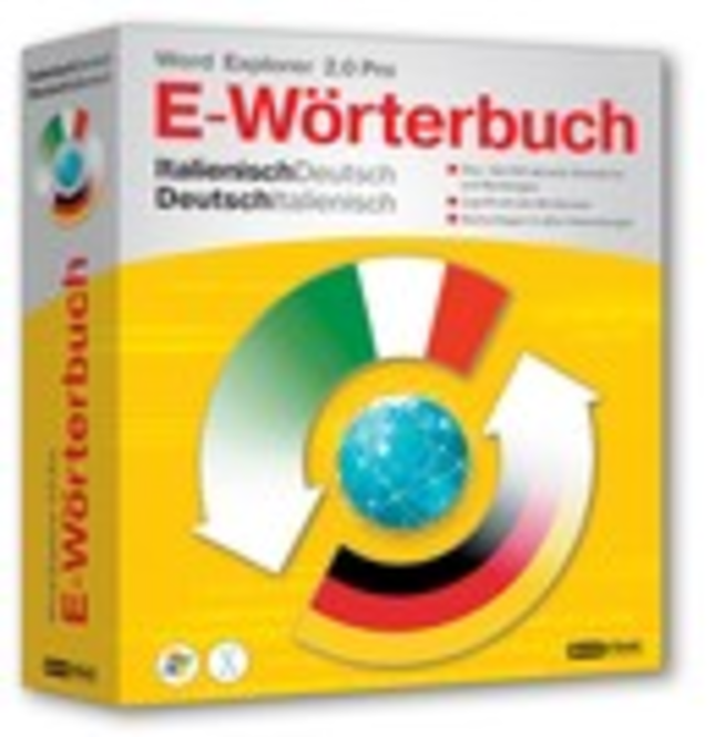 Word Explorer 2.0 Italienisch (Mac) Screenshot 1