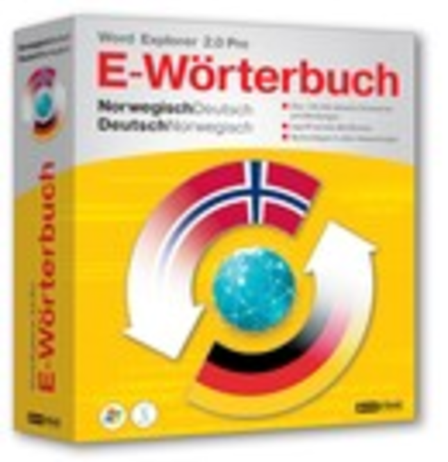 Word Explorer 2.0 Norwegisch (Mac) Screenshot 1