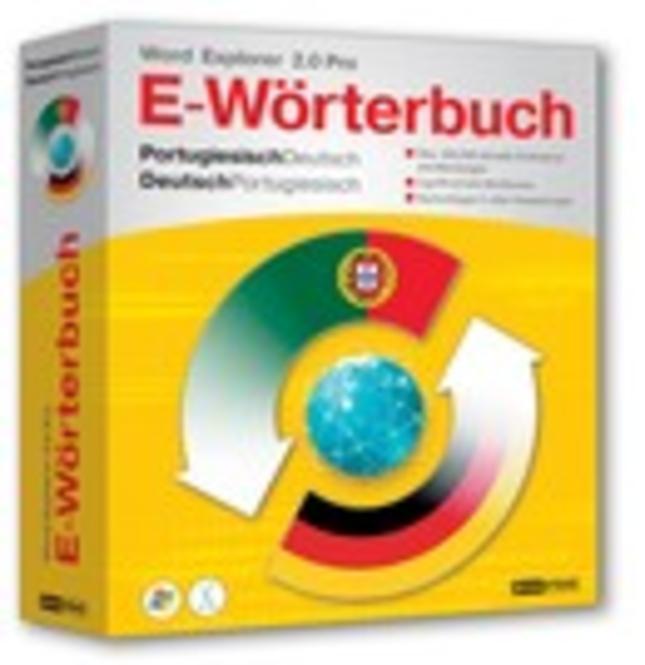 Word Explorer 2.0 Portugiesisch (Mac) Screenshot
