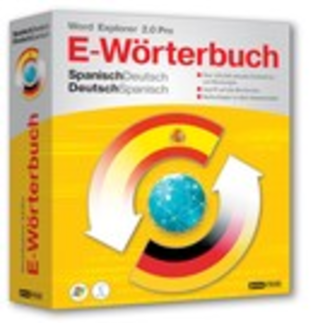 Word Explorer 2.0 Spanisch (Mac) Screenshot