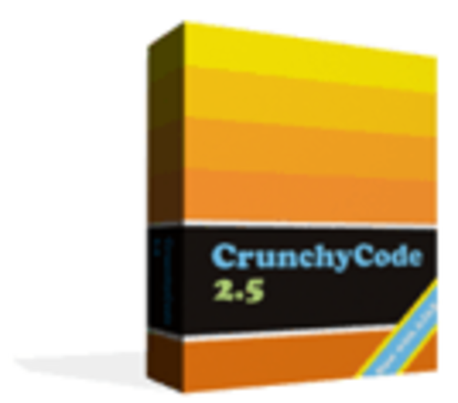 CrunchyCode Screenshot 1