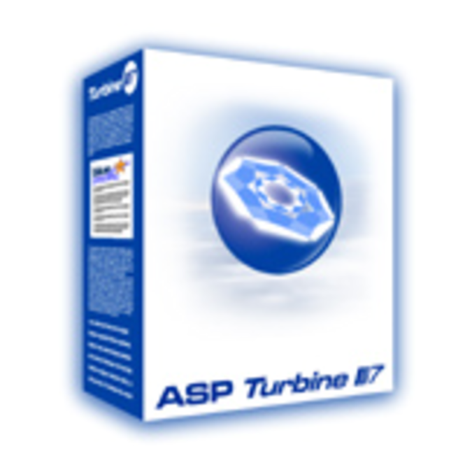 Turbine for ASP/ASP.NET with Flash Output Screenshot