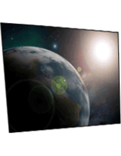 Virtual Earth screensaver Screenshot
