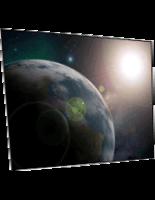 Virtual Earth screensaver Screenshot 1