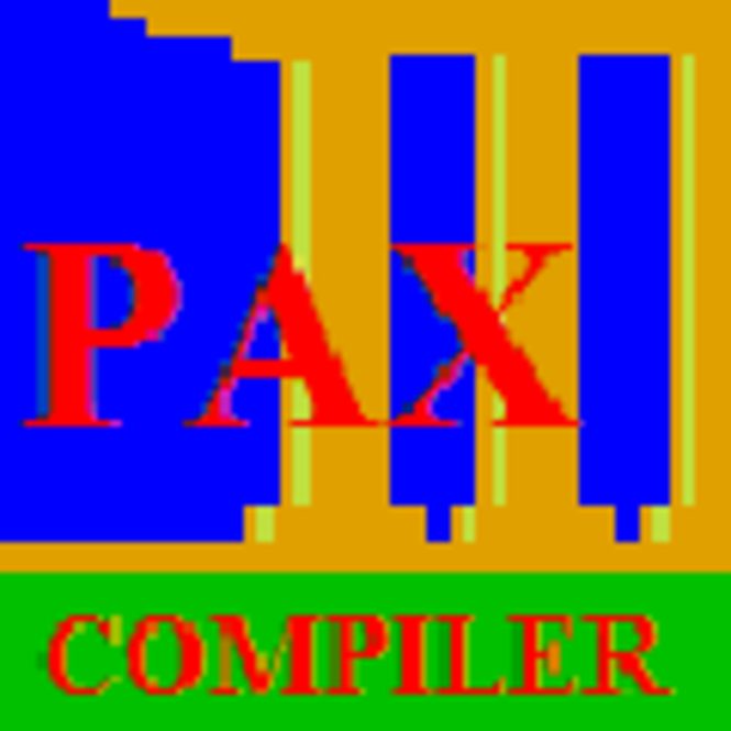 paxCompiler Screenshot