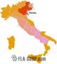 Italy Map Locator 1