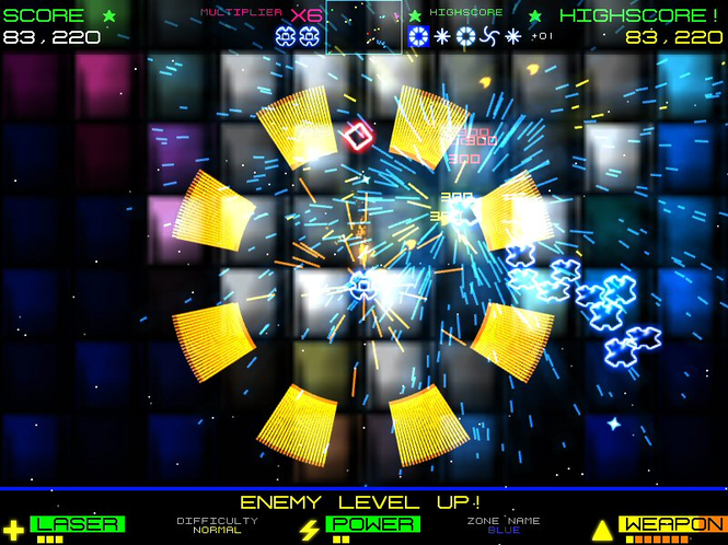 Neon Wars Screenshot 1
