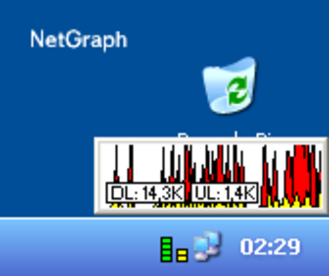 NetGraph2 Screenshot