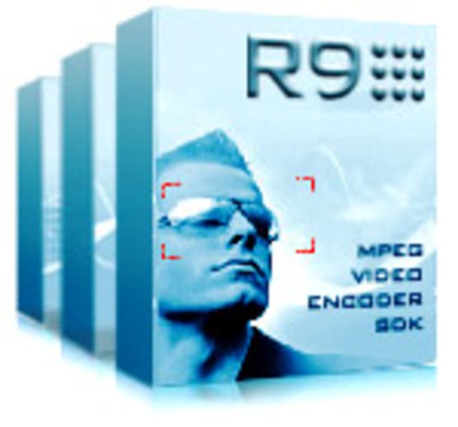 R9 MPEG2 SDK Encoder Plus Pack Screenshot 1