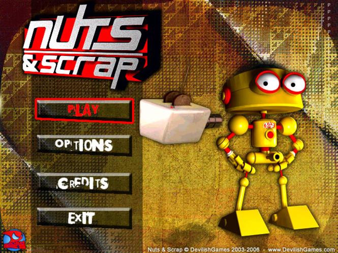 Nuts & Scrap Screenshot 1