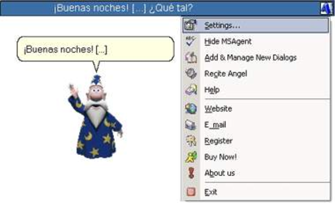 Easy Spanish Dialogs Screenshot