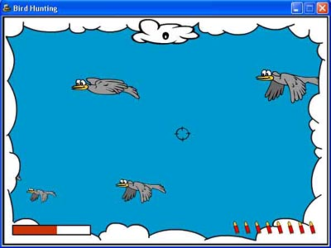 Bird Hunting Screenshot 1