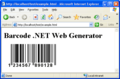 BarCode ASP.NET Web Control 1.5 1