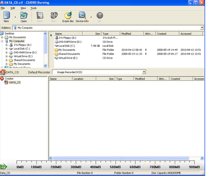 VirtualDrive Pro Screenshot 2