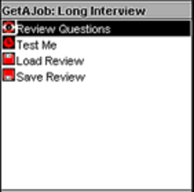 GetAJob Screenshot 1