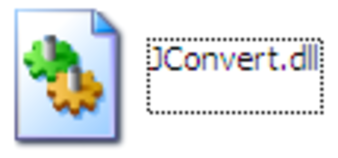 JConvert Screenshot
