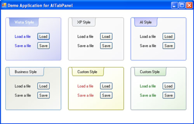 AITabPanel Screenshot 1