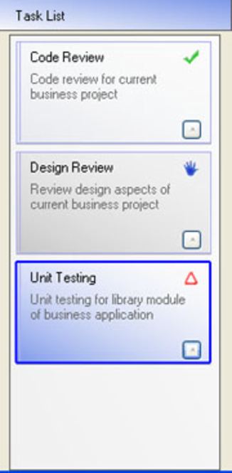 AITaskList Screenshot