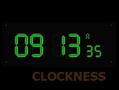 Crystal Clock Screensaver 1