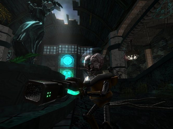 Alien Arena: Reloaded Edition Screenshot 1