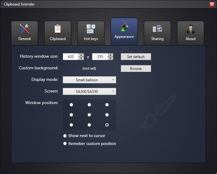Clipboard Extender Screenshot 2