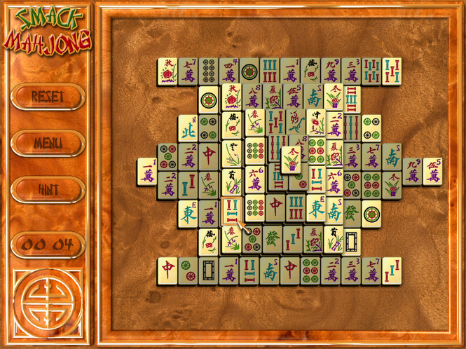 Smack Mahjong Screenshot