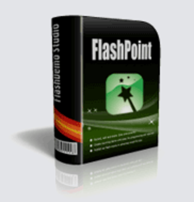 FlashPoint PPT to Flash Converter Screenshot 1