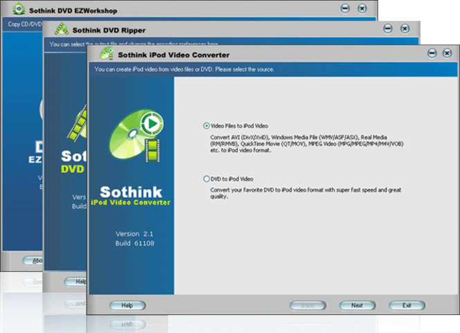 Sothink All Video Solution Value Pack Screenshot