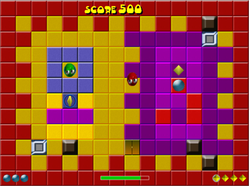 Rimbalzoid Screenshot