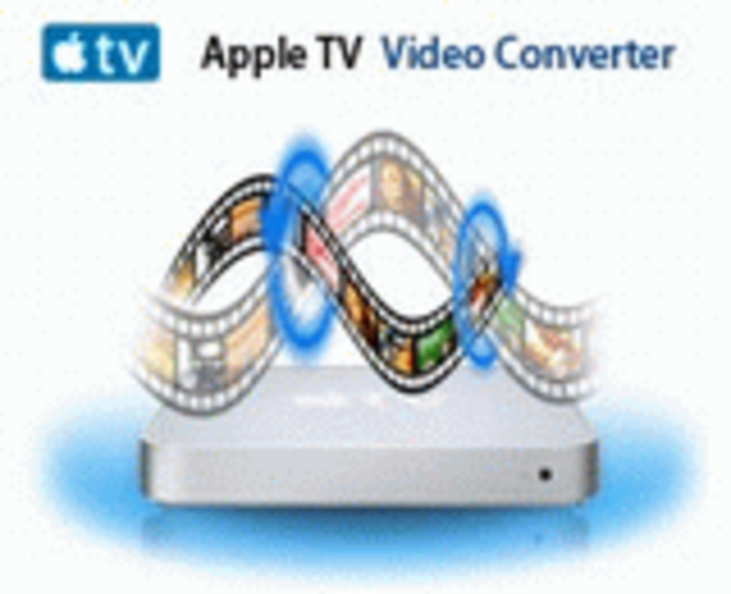 Apple TV Movie Converter Screenshot 1