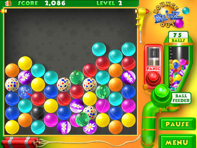 Bounce Out Blitz Screenshot