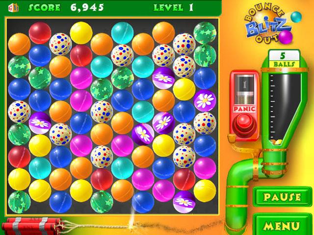 Bounce Out Blitz Screenshot 2
