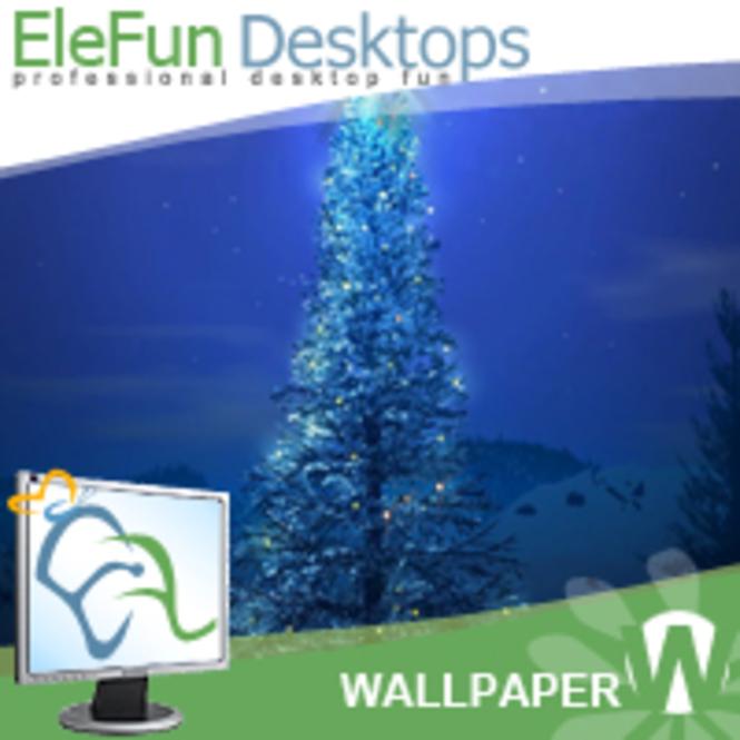 New Year - Animated Wallpaper Screenshot 1