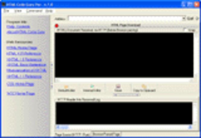 Hixus HTML Code Guru Pro Screenshot