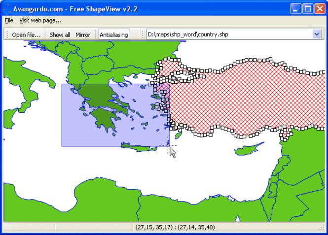 ShapeView Screenshot