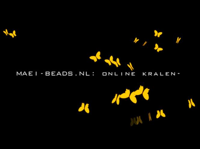 Kralen, beads, online kralenwinkel, glas, houten, metalen, keramiek kralen, workshop sieraden maken. Screenshot 1