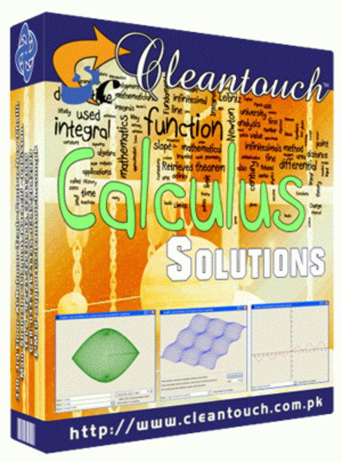 Cleantouch Calculus Solutions Screenshot 1