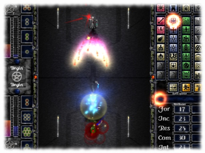 MAGI Screenshot