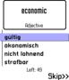 ECTACO FlashCards English <-> German for Nokia 1
