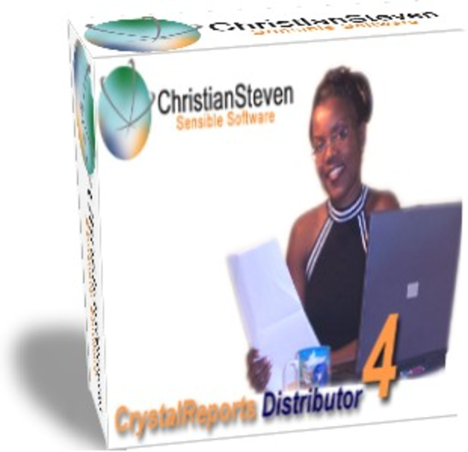 Crystal Reports Distributor Screenshot 2