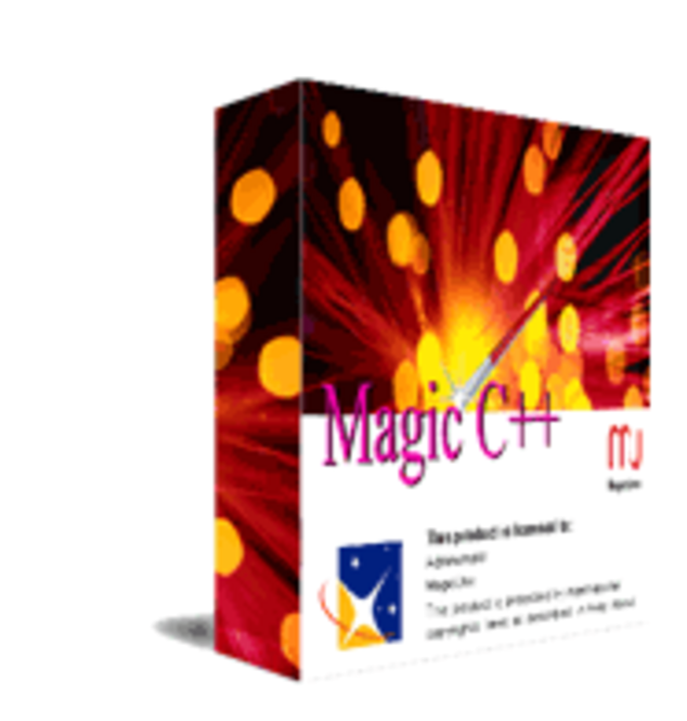 Update from Magic C++ to Magic C++ .Net Screenshot