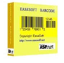 EaseSoft Linear + PDF417 + DataMatrix  Barcode ASP.NET Web Server Control(Unlimited Developer License) 2