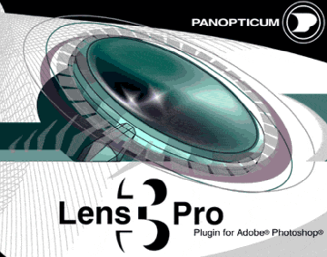 Lens Pro III for Adobe Photoshop Win Screenshot 1