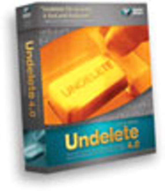 UNDELETE® for English Corporate Users Screenshot