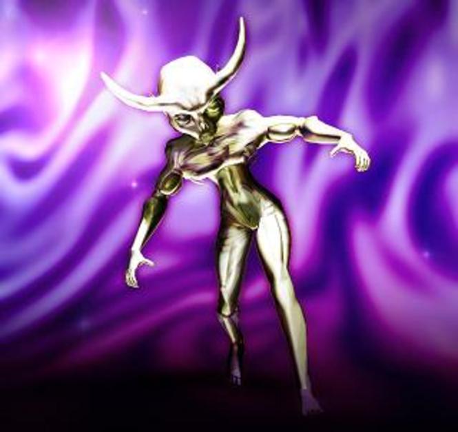 3DCreatureCharacter SpaceAlienII Screenshot 1